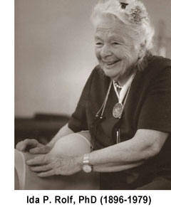 Ida P. Rolf, PhD (1896-1979)
