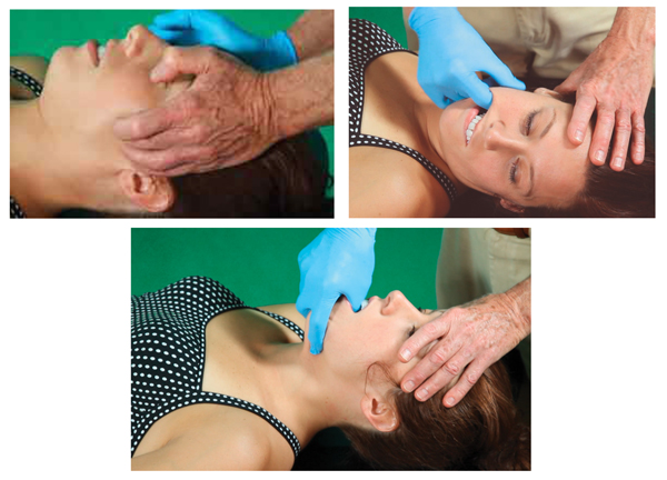 Treating TMJ Pain - step-by-step instructions