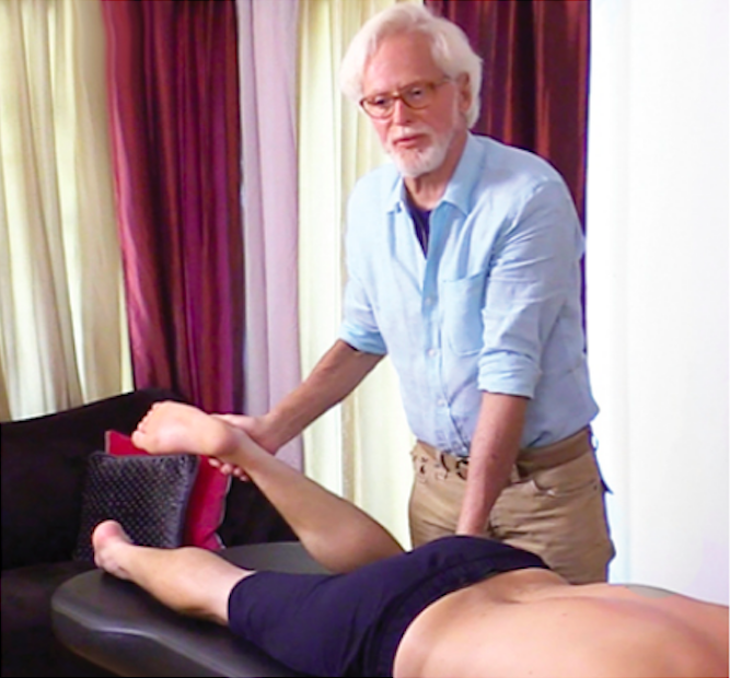Technique for Gluteal Tendinopathy