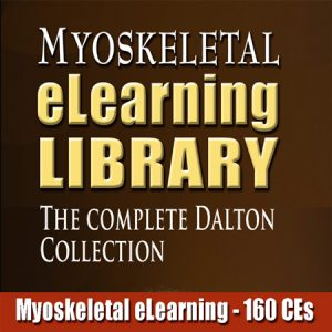 Myoskeletal eLearning Library Bundle