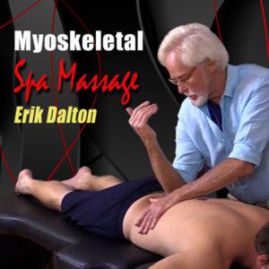 Myoskeletal Spa Massage by Erik Dalton, product image