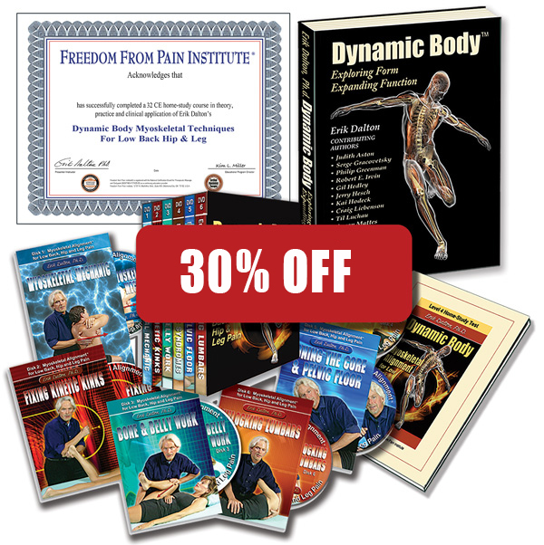Lower Body Home Study Course Products 30% off
