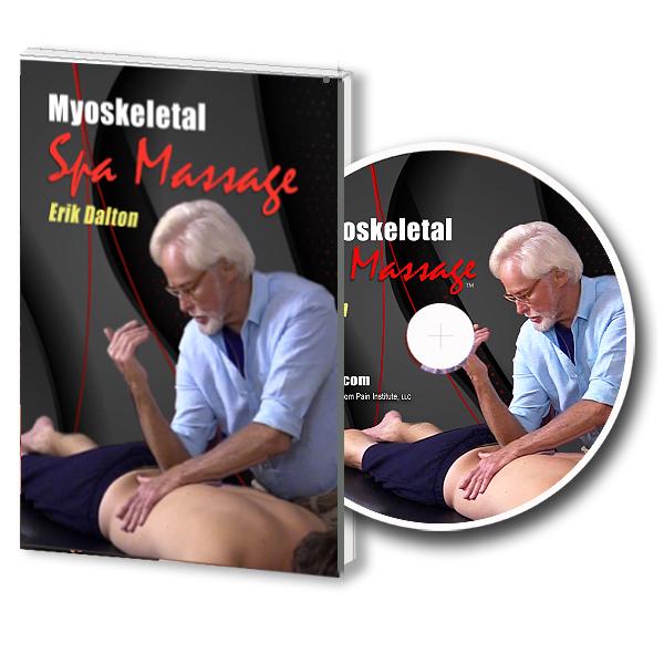 Spa massage 1 DVD